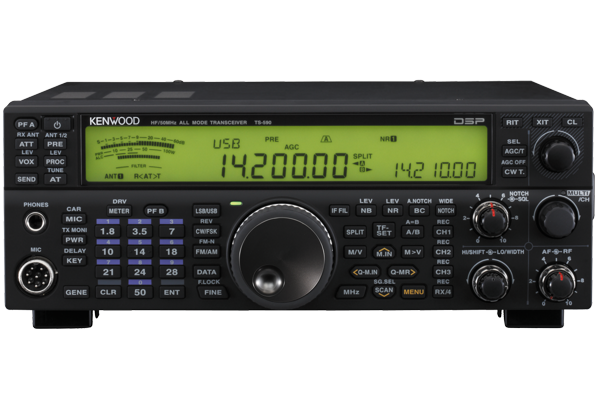 HF / All-Mode • TS-590SG Specifications • KENWOOD Europe