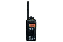 NX-200GE - VHF NEXEDGE Digital/Analogue Portable Radio with GPS - Full Keypad (EU Use)