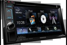 DDX3015 - 6,2 WVGA DVD přijímač