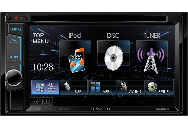 Multimedia Ddx3015 Specifications Kenwood Europe