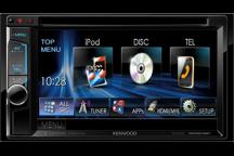 DDX5015BT - 15,7 cm Doppel-DIN-VGA-Monitor mit DVD-Spieler und Bluetooth-Freisprecheinrichtung