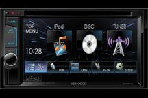 DDX3015R - 6,2 wVGA, 4x50Вт MOS-FET, изменяемая подсветка,  iPhone, 3 пары лин. вых. 4,0В