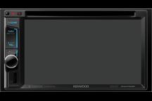 DNX4150BT - 6.2 WVGA DVD přijímač se zabudovaným navigačním systémem a Bluetooth