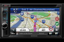 DNX4150BT - Sintomonitor 6,2 WVGA con sistema di navigazione e Bluetooth integrati