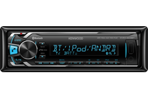 KMM-303BT - Digital Media Receiver with Bluetooth built-in