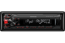 KMM-264 - Digital Media Receiver mit iPod-Steuerung