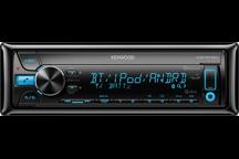 KDC-BT45U - Přijímač s CD mechanikou a Bluetooth