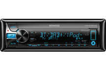 KDC-BT49DAB - CD-Receiver with DAB tuner & Bluetooth Built-in