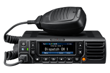 NX-5800K2 - UHF NEXEDGE/P25 Digital/Analogue Mobile Radio with GPS (non-EU Use)