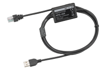 KPG-46X - True-USB Programming Cable - 8 Pin Modular