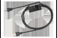 KPG-46X - Cable USB de programación - 8 Pin Modular