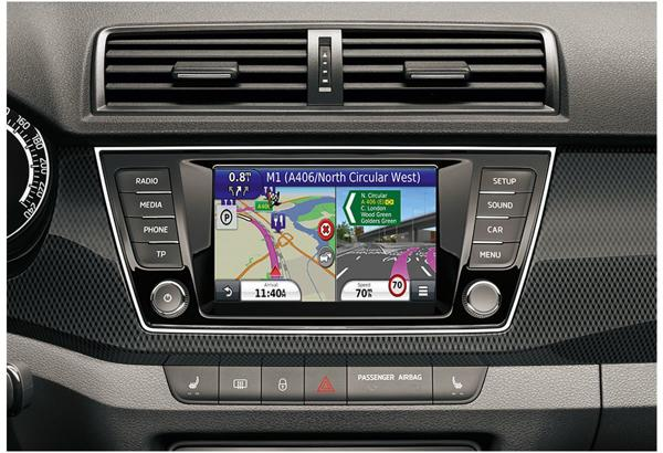 Škoda • gvn-mib1 features • kenwood uk