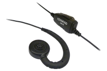 KHS-34 - C-Ring Headset with In-Line PTT