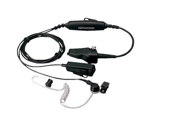 Headsets, Earpieces • KHS-11BL Features • Kenwood Comms