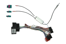 CAW-CKIMVW1 - Wiring harness for original steeringwheel remote interfacess