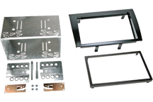CAW-2094-21 - Doppel-DIN-Einbausatz