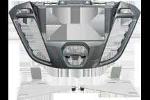CAW-2114-26-2 - Doppel-DIN-Einbausatz