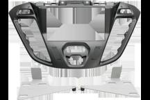 CAW-2114-26-3 - Doppel-DIN-Einbausatz