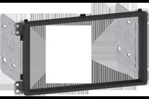 CAW-2130-12 - Doppel-DIN-Einbausatz