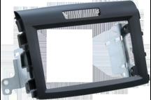 CAW-2130-16-RT - Doppel-DIN-Einbausatz