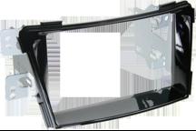 CAW-2143-40-1 - Doppel-DIN-Einbausatz