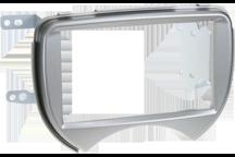 CAW-2210-03-1 - Doppel-DIN-Einbausatz