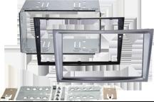 CAW-2230-24-1 - Doppel-DIN-Einbausatz