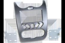 CAW-2250-02-2 - Doppel-DIN-Einbausatz