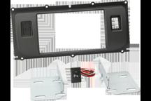 CAW-2260-06-1 - Doppel-DIN-Einbausatz