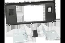 CAW-2260-06-2 - Doppel-DIN-Einbausatz