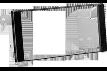 CAW-2296-01 - Doppel-DIN-Einbausatz