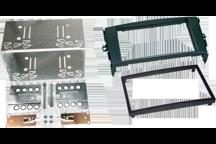 CAW-2300-13-2 - Doppel-DIN-Einbausatz