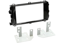 CAW-2300-24 - Doppel-DIN-Einbausatz