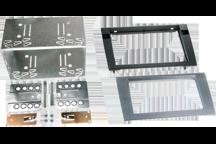 CAW-2320-15-2 - Doppel-DIN-Einbausatz