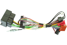 CAW-CKIMVW3 - Wiring harness for original steeringwheel remote interfacess