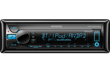 KDC-X5000BT - Sintolettore CD con Bluetooth integrato