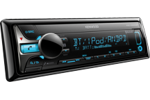 KDC-X5000BT - CD-Receiver with Bluetooth Built-in