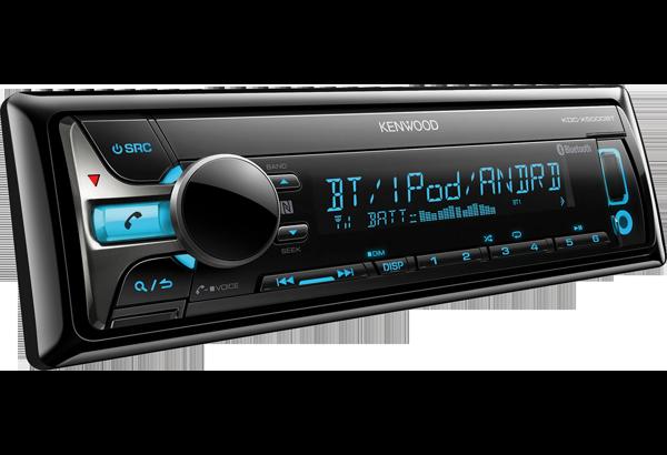 KDC-X5000BT