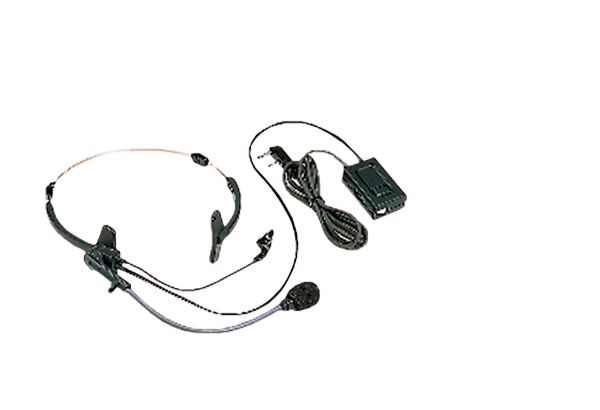 Headsets, Earpieces • KHS-1 Features • Kenwood Comms
