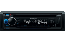 KDC-200UB - CD-Receiver mit iPod/iPhone-Steuerung