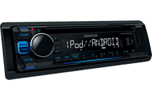 KDC-200UB - CD-Receiver with iPod/iPhone Direct Control