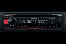 KDC-150RY - Přijímač s CD mechanikou