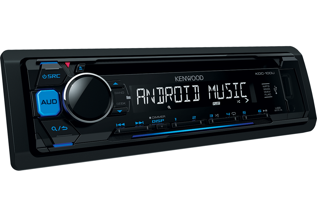 kdc 100ub car radio flac usb android usb • kenwood uk additional images