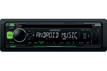KDC-100UG - Radio CD