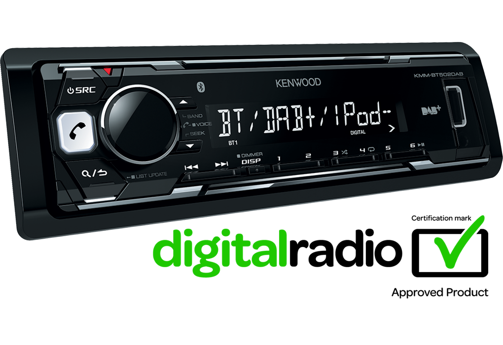 dab digital car radio kmm bt502dab specifications. Black Bedroom Furniture Sets. Home Design Ideas