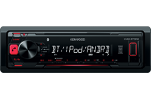 KMM-BT302 - Media-Receiver with Bluetooth built-in