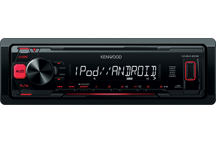KMM-202 - Media-Receiver with iPod/iPhone Direct Control