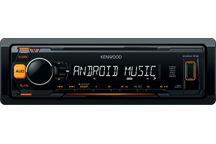 KMM-102AY - 2016. Янтарная подсветка, FLAC, Android, 1 пара линейных выходов