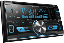 DPX-7000DAB - 2DIN CD-Receiver with DAB+ tuner & Bluetooth Built-in
