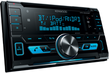 DPX-5000BT - 2DIN CD-Receiver with & Bluetooth Built-in